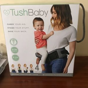Tush Baby hip Carrier **brand new never used